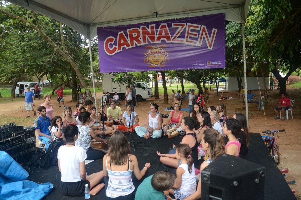 Cultura Zen tem atividades no Campolim