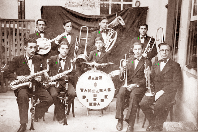 Banda Jazz Tangarás