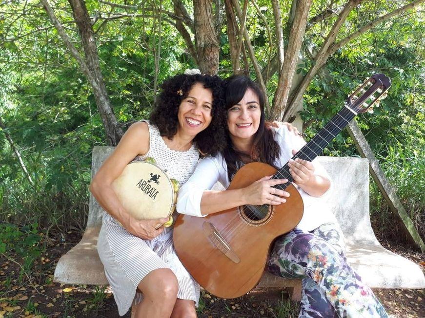 Marcia Mah e Simone Sil se unem em 'Mulheres em canto'
