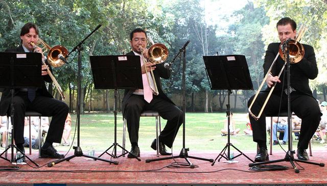 Trio Paulista de Trombones