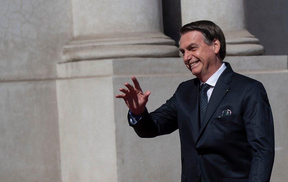 Bolsonaro diz a jornal chileno que cabe ao Congresso aperfeiçoar reforma