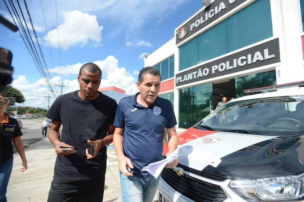 Jogador do São Bento é detido em Sorocaba por embriaguez ao volante