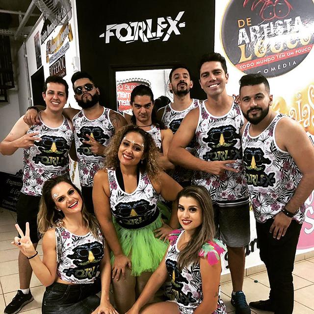 Banda Forlex é outra atração da festa e aniversário de Cerquilho