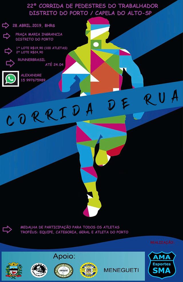 Corrida do Trabalhador, no Distrito do Porto, recebe atletas de toda a região