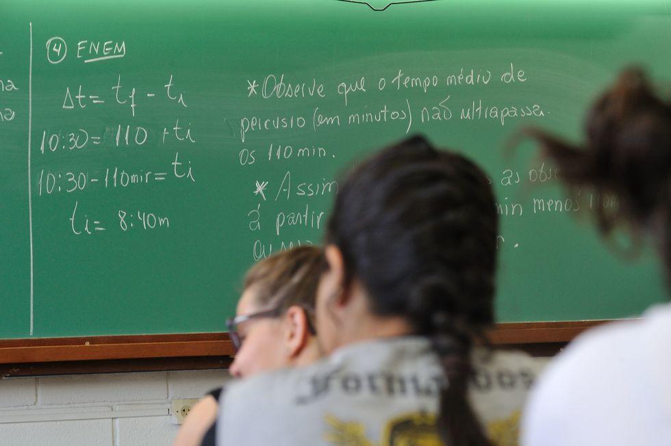 Empreendedorismo e investigação científica farão parte do currículo do ensino médio