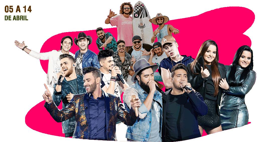 Shows da ExpoAgro 2019