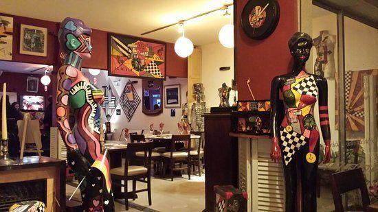 Montevidéu une arte e gastronomia