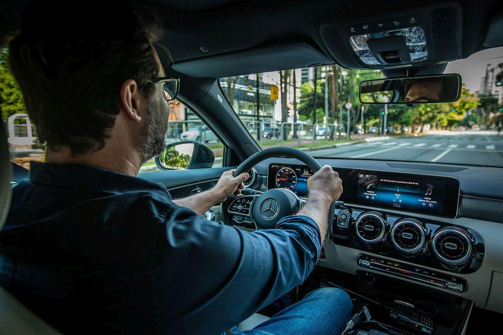 Novo Mercedes Classe A lidera segmento de hatchs premium