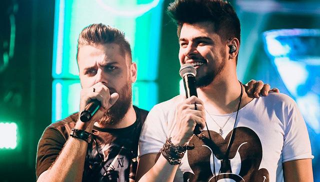 Dupla Zé Neto & Cristiano faz show de abertura, no dia 25 de abril