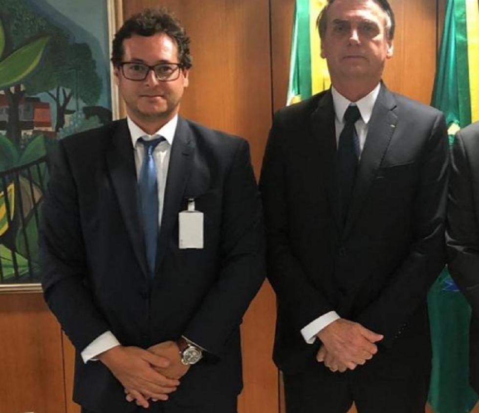 Bolsonaro confirma Fábio Wajngarten no comando da Secom