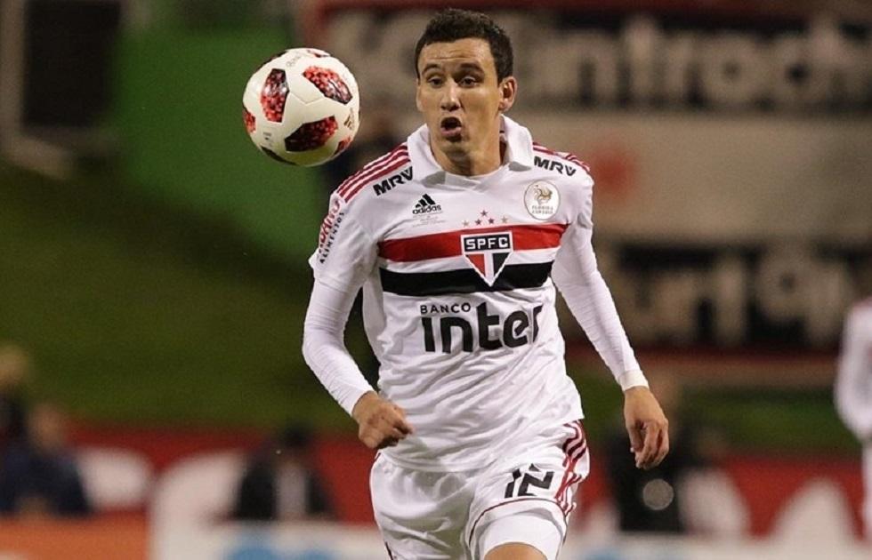 Atacante Pablo fala do clássico São Paulo e Corinthians: 'Tem de vencer'