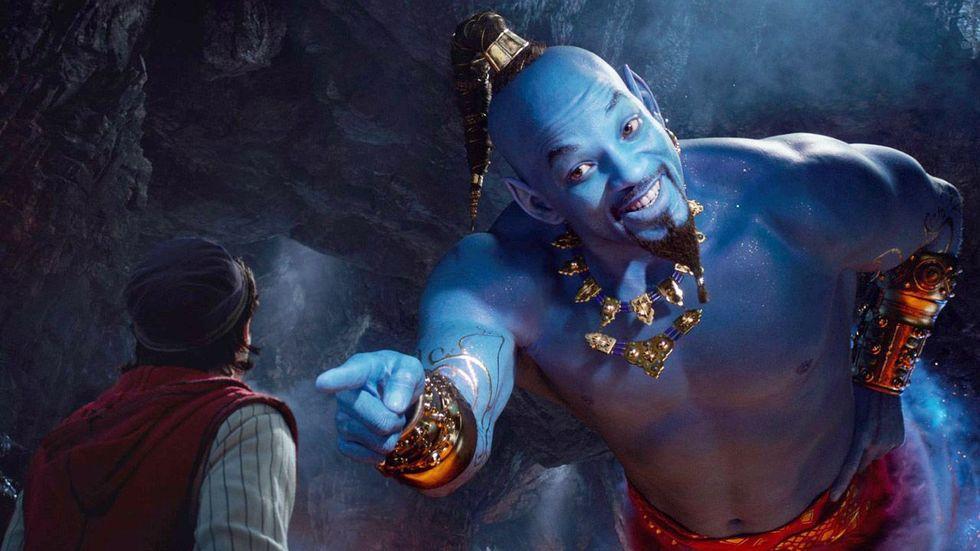 'Aladdin' e 'Filho das trevas' são as novidades nos cinemas