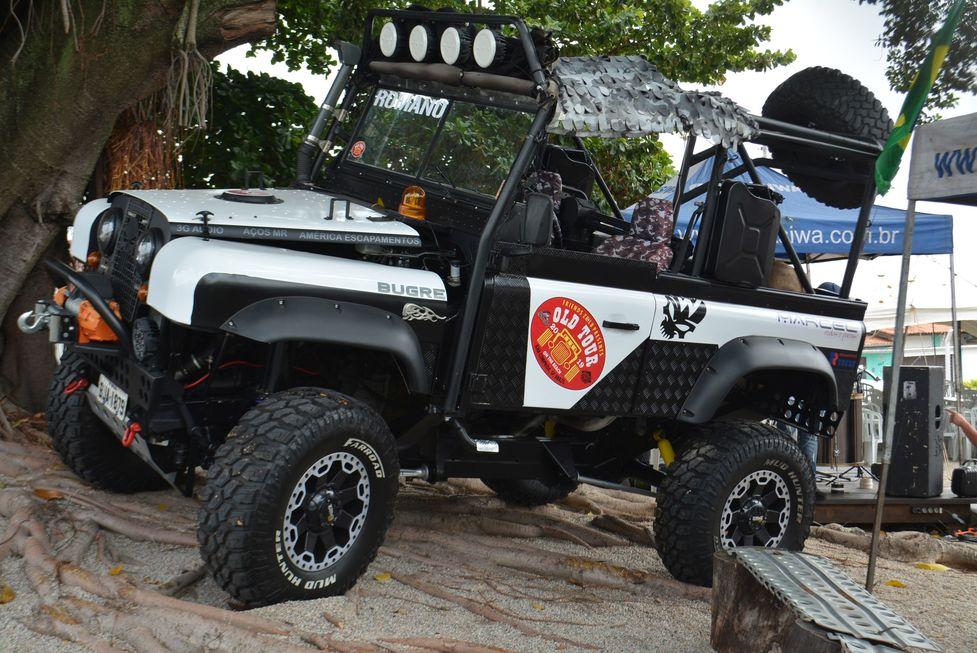 Jeep Clube Torque Quatro
