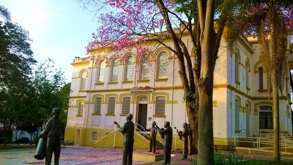 Em Tatuí, a programação da Semana Nacional é concentrada no Museu Paulo Setúbal