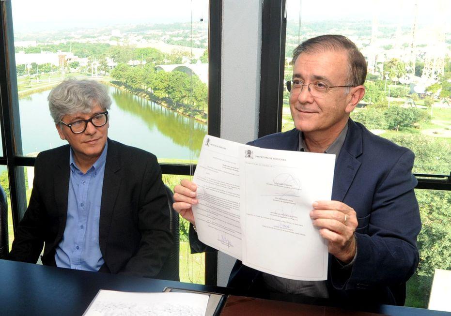 Prefeitura renova cessão de prédio à Fundec