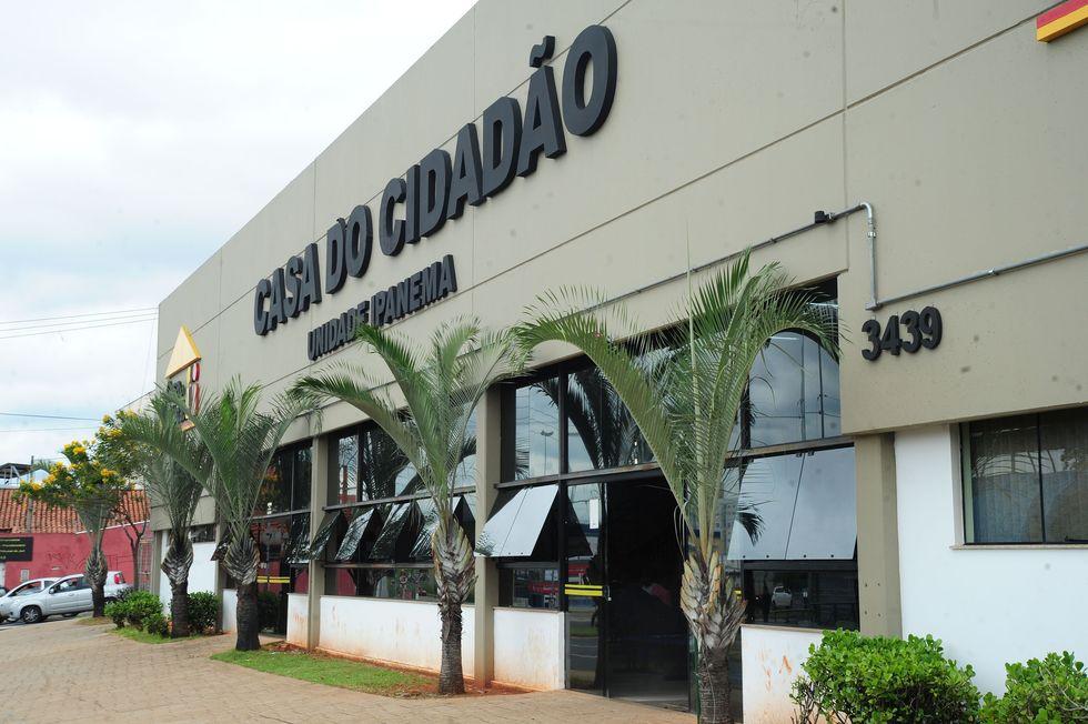 Sorocaba tem sete Casas do Cidadão, uma delas na avenida Ipanema.