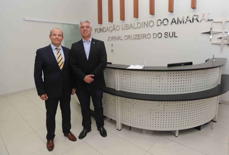 Senador Olímpio no Cruzeiro do Sul