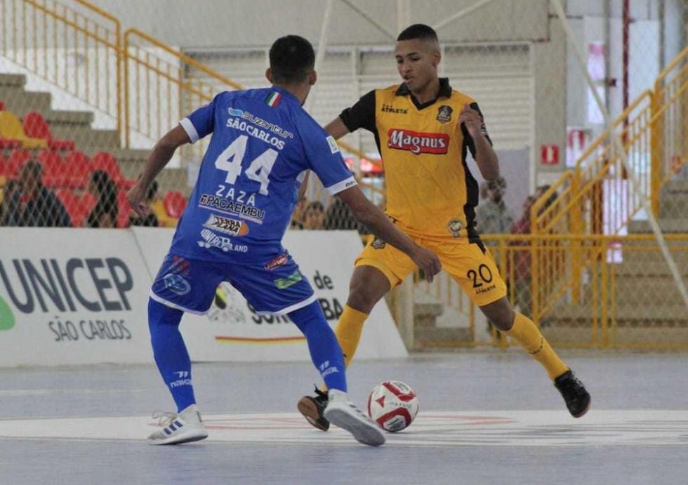 Magnus Futsal goleia a Intelli na Arena Sorocaba