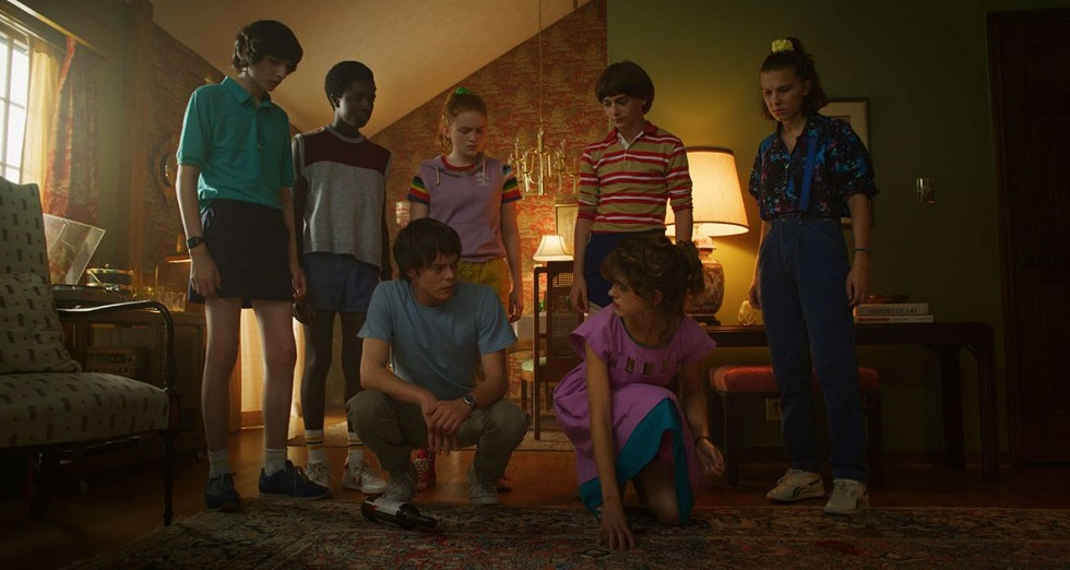 Netflix divulga teaser da nova temporada de 'Stranger Things'