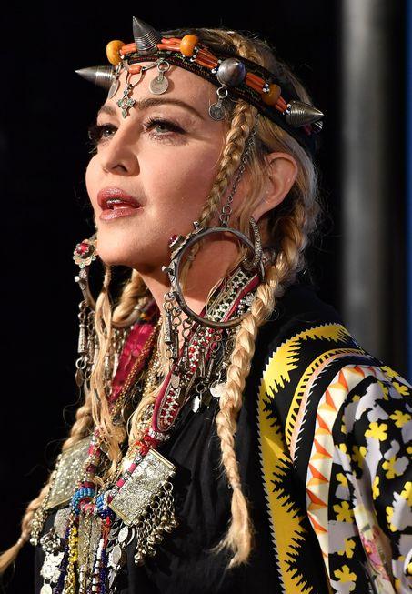 Madonna e Springsteen lideram mais escutados