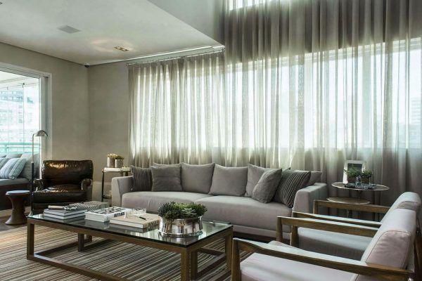 Qual tecido é o mais adequado para sua cortina?