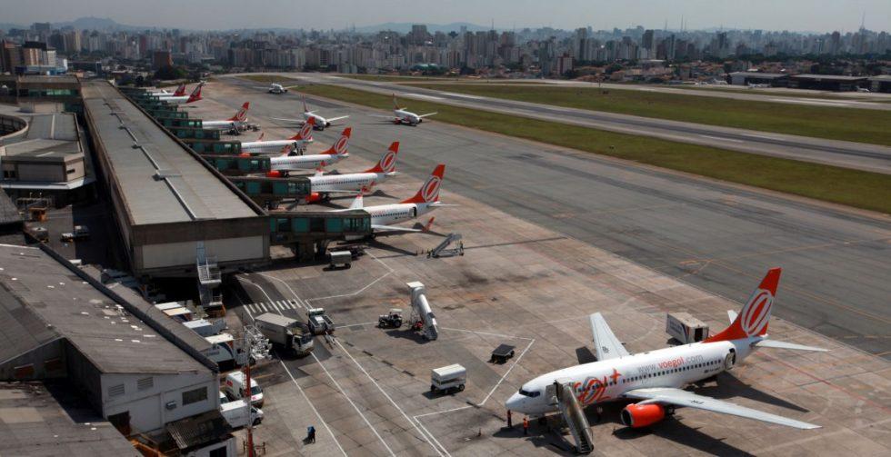 Congonhas terá sistema novo de desaceleração, 1º na América Latina