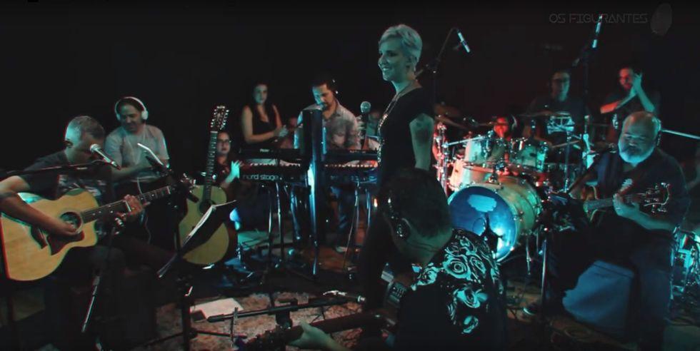 Banda Os Figurantes lança seu novo álbum