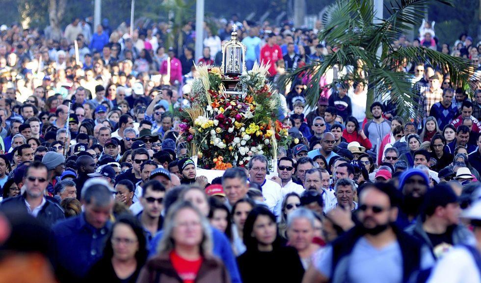 Romaria será domingo, partindo da Catedral