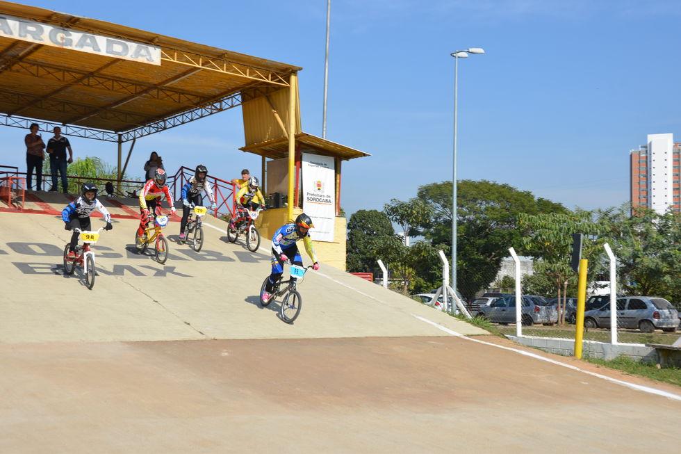 Sorocaba sedia Campeonato de Bicicross