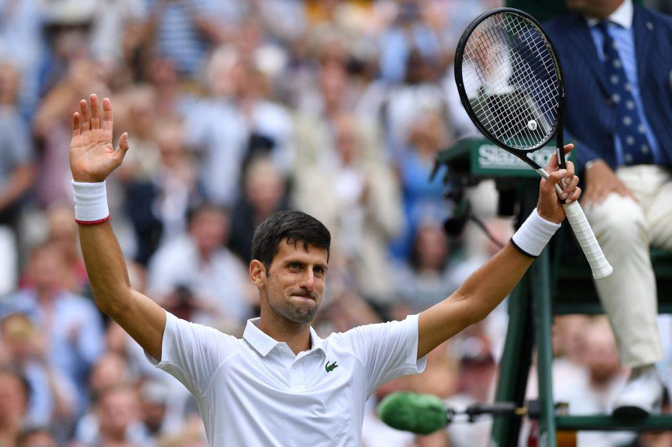 Com apoio de Nadal e Federer, Djokovic propõe doações para fundo dos tenistas
