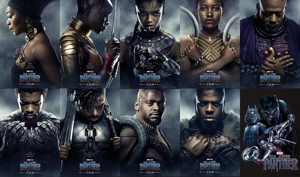 """""""Pantera Negra"""", um dos mais bem sucedidos filmes da Marvel, conta a saga de um herói africano"""