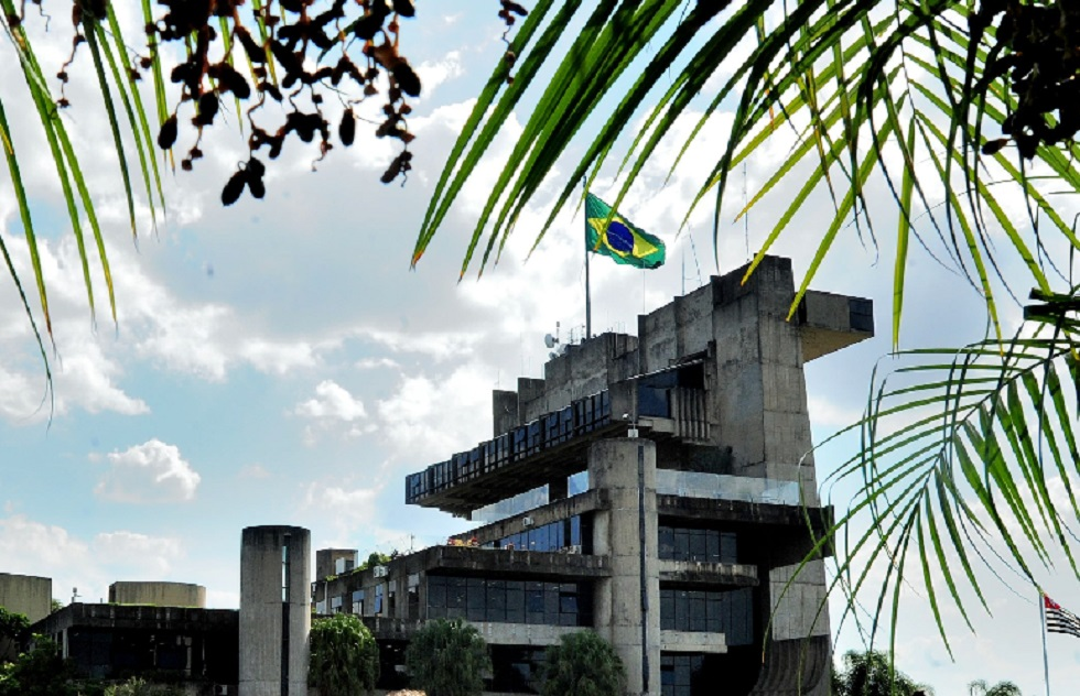 Paço Municipal de Sorocaba, no bairro Alto da Boa Vista