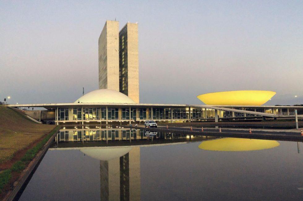 senado federal, em brasília