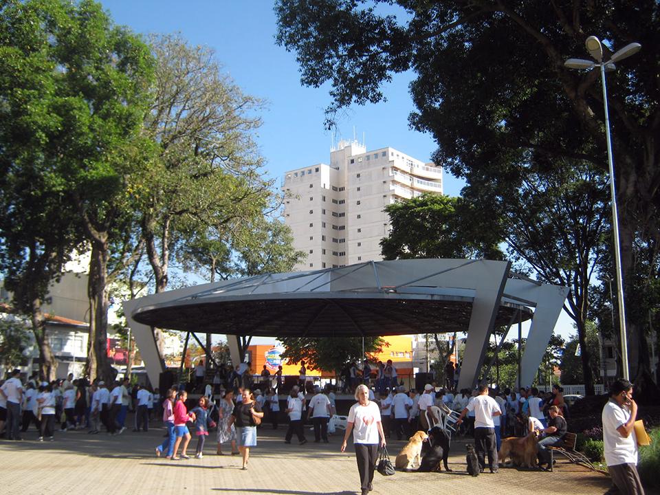 Música na Praça será no sábado (10), a partir das 11h