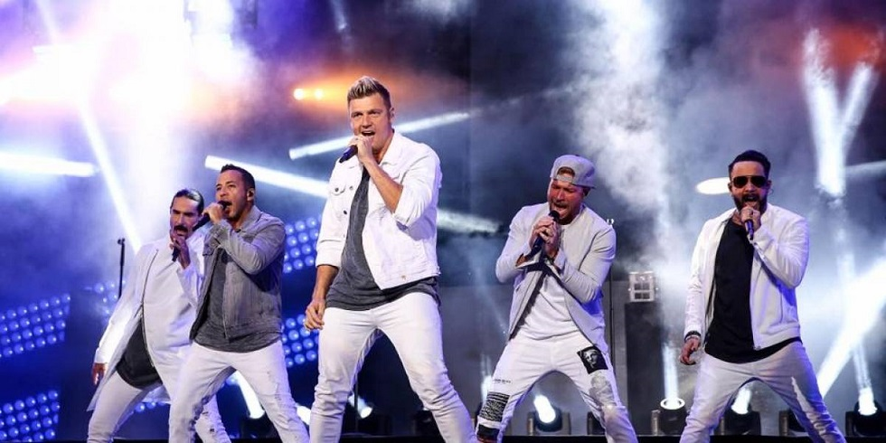 Os Backstreet Boys vêm ao Brasil em março de 2019 para shows nas cidades de Uberlândia (MG), Rio de Janeiro e São Paulo