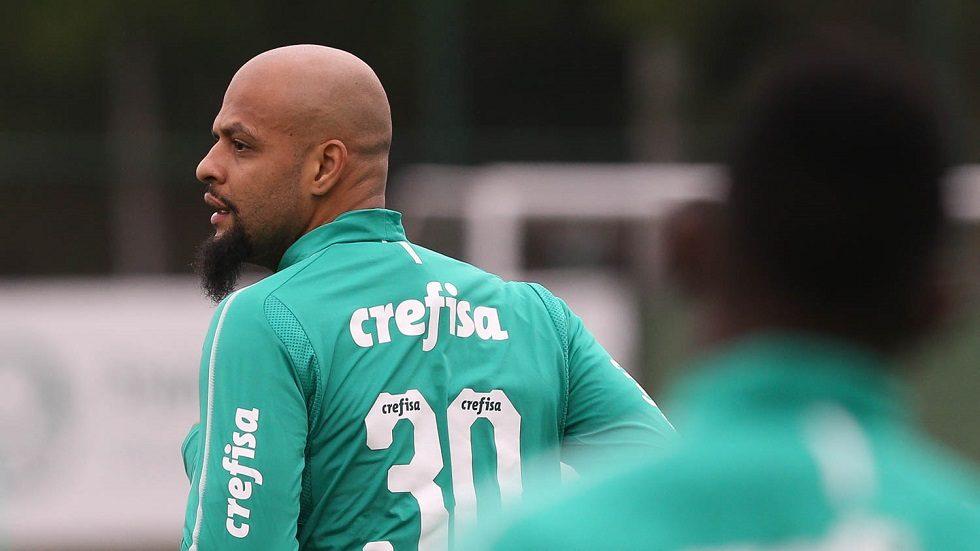 STJD suspende Felipe Melo, do Palmeiras, por quatro jogos