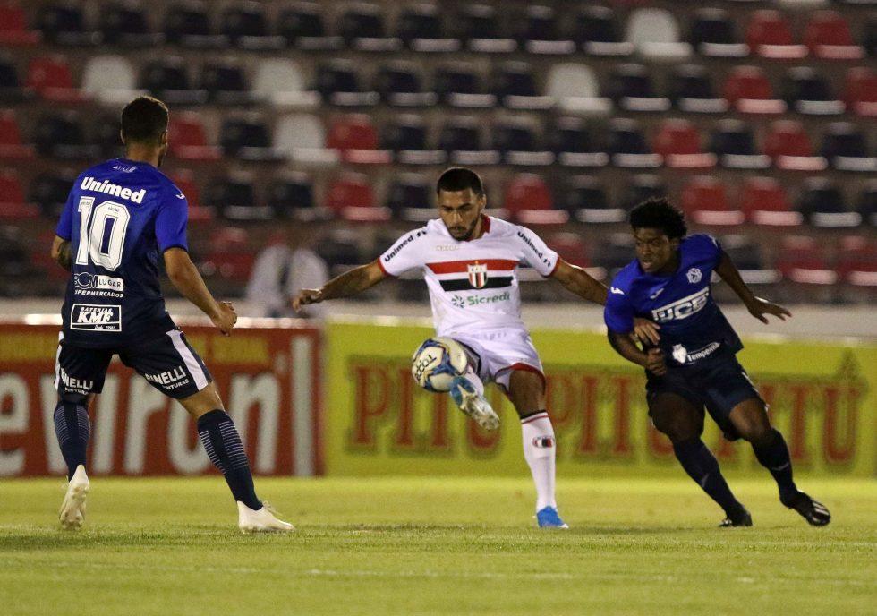 Botafogo-SP confirma 14 casos de Covid-19