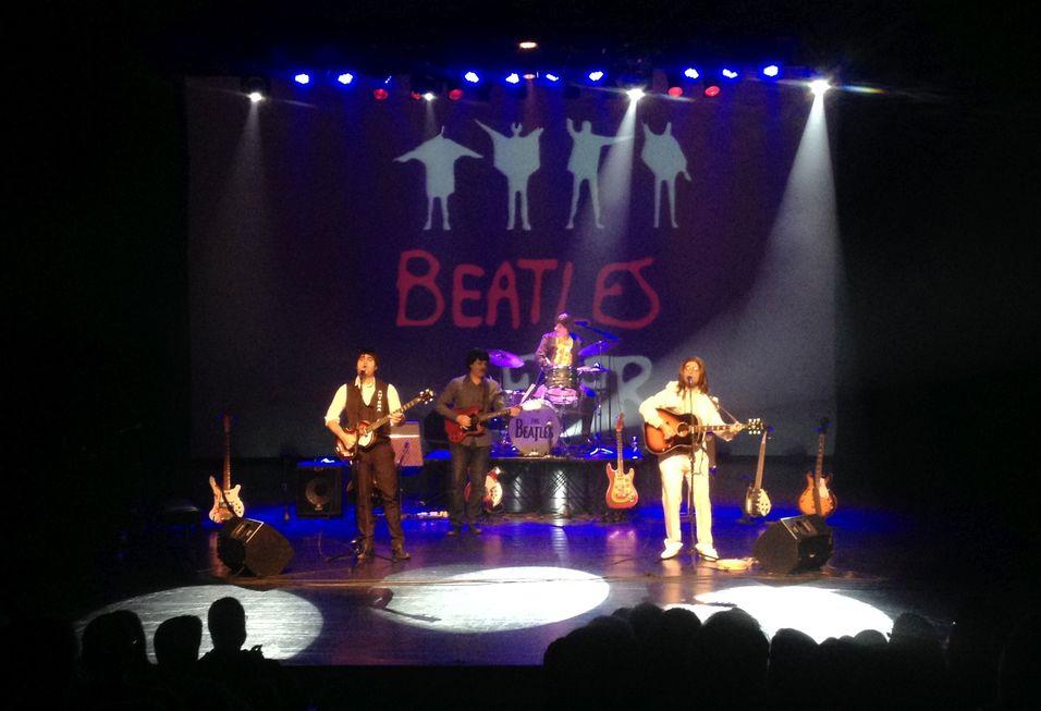 Beatles 4Ever retrata as várias fases da banda de Liverpool