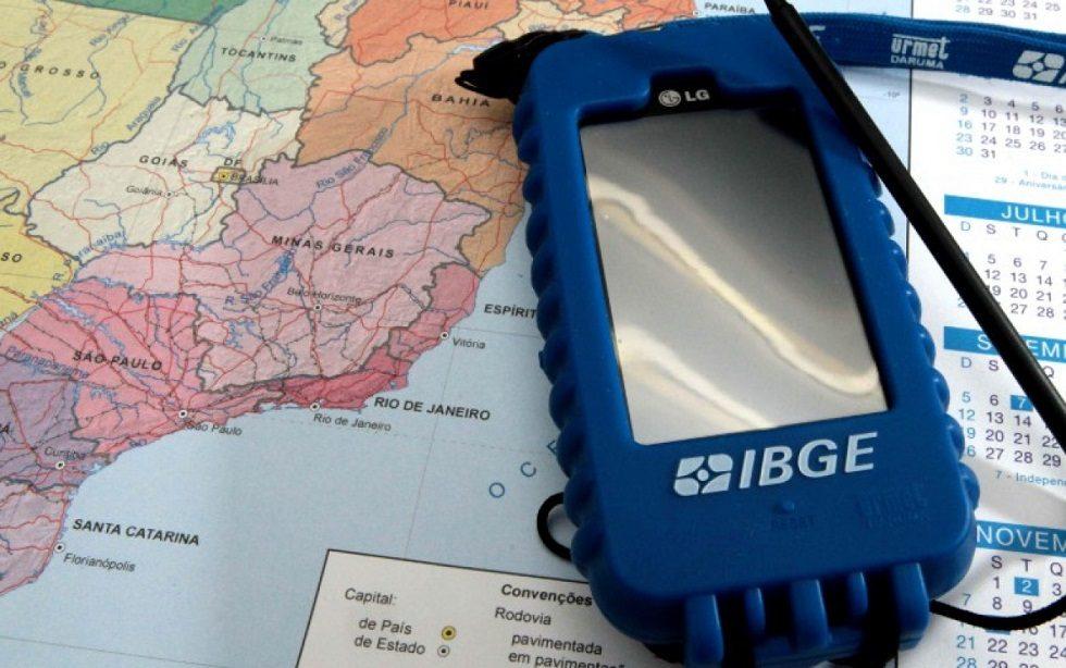 IBGE publica edital com 2.658 postos de trabalho para o Censo 2020