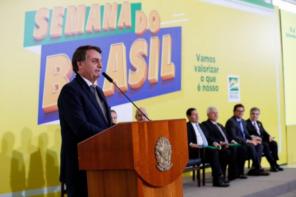 Semana Brasil começa na quinta-feira