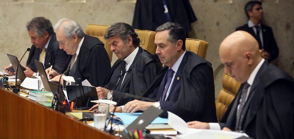 STF forma maioria por anulação de sentenças da operação Lava Jato
