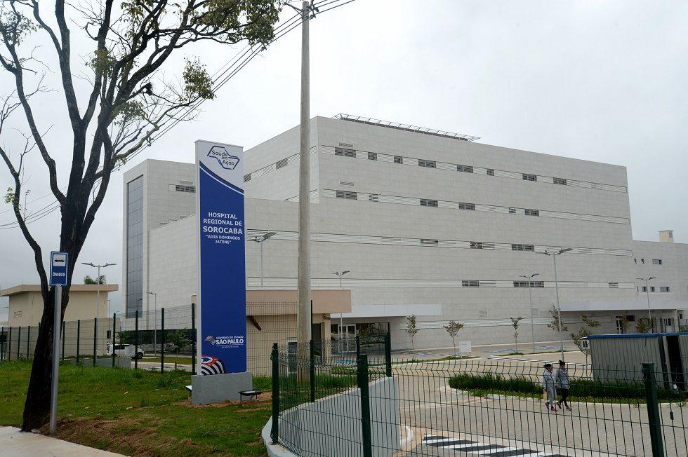 unidade de saúde em Sorocaba