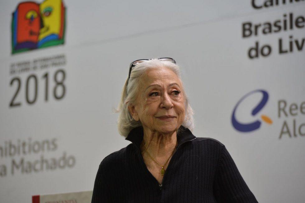 'Sem Arte, um país não tem caráter', diz Fernanda Montenegro