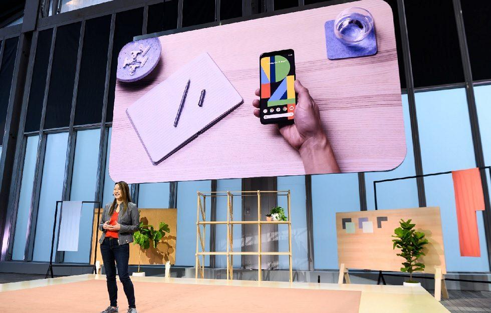 A Google disse que o Pixel 4 tem preço inicial de US$ 799 nos Estados Unidos para o modelo com tela de 5,7 polegadas