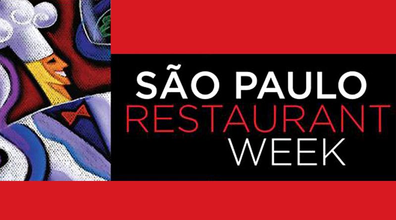 São Paulo Restaurant Week.