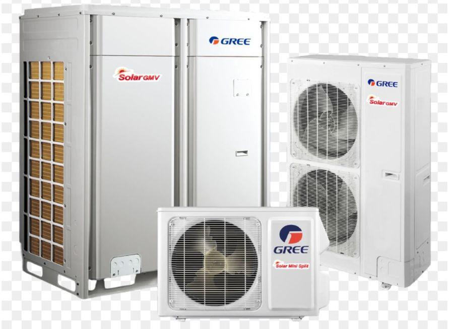 Marca lança ar-condicionado fotovoltaico