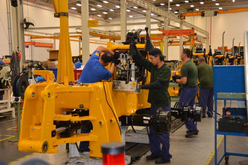 Região de Sorocaba lidera em novos empregos na indústria