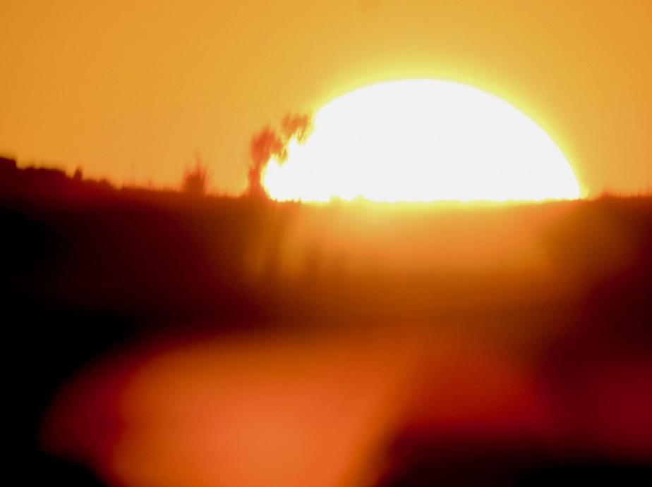 O mês ficou 0,63°C acima da temperatura média do período de referência de 1981-2000. Crédito da foto: Pxhere (16/8/2018)