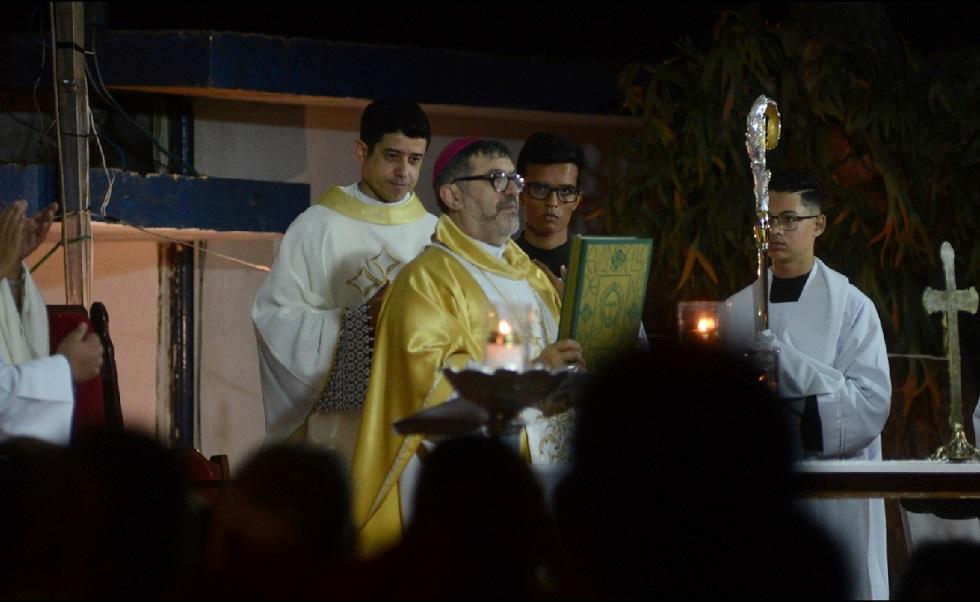 Mairinque cancela a Missa das Velas
