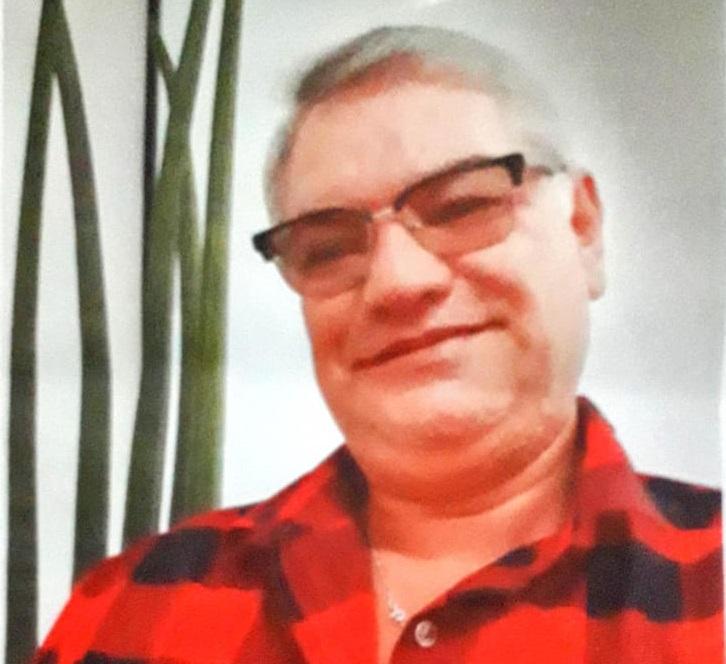 O aposentado Donizetti Domingos Souto da Silva está desaparecido desde o dia 10. Crédito da foto: Acervo Pessoal